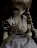 Little Girl Lost by nineveh-resin-family