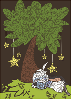 (CE/G) Under the dream tree by Laps-sp