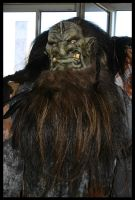 mountain troll for larp by Meatshop-Tattoo