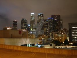 My LA Night Shot01 by Imthenats