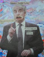 Julian Fingerpointing Fantino by KeswickPinhead