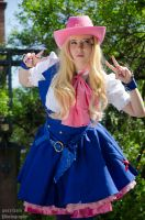 Macross Frontier - Sheryl Nome Cosplay by pure-faces