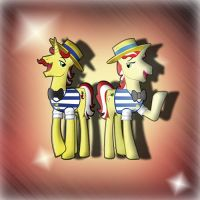 Flim Flam brothers Avatar by illusion115