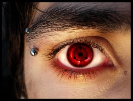 Sharingan by Sonen89
