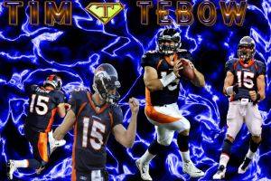 Tim Tebow Wallpaper by jasonutep