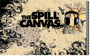 The Spill Canvas by valkyrie9waves