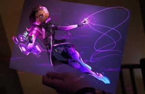 Sombra by CKibe