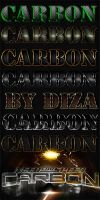 Carbon styles -2 by DiZa-74