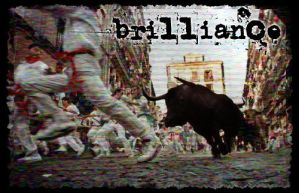 Bull run by brilliance