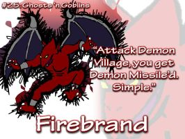 AMPic #25: Firebrand by AmpleDeviant