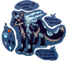 Koude - Litter Commission by NinjasHeart