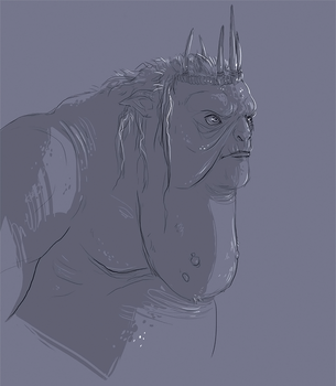 The Goblin King by sterlingy