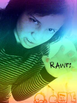 Rawr by TheRealQueenOfChaos