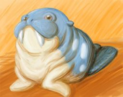 Spheal: The real deal by cupil