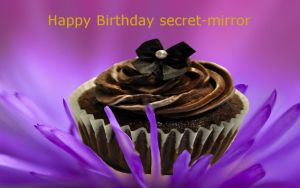 Secret-mirror B-day by Ambruno
