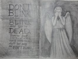 Don't Blink 2 by DreamingCarol