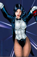 zatanna by Diego bernard by tony058