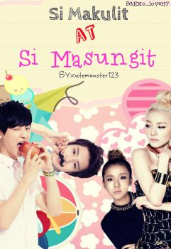 Si makulit at si Masungit2 by JellyVin21