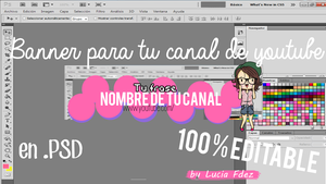 Banner Photoshop Cs5 by luciafdez23