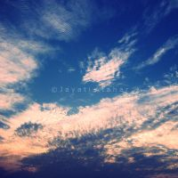 A Winter Sky by Photoloaded