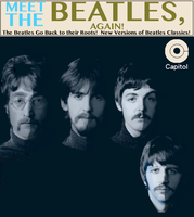 Meet the Beatles, Again! (Fake Album Cover) by TragicalMysteryWar