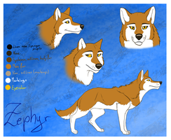 Zephyr - Character sheet by StanHoneyThief