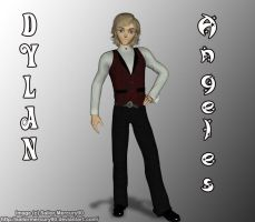Dylan Angeles by Aisiko