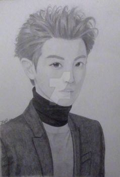 Chanyeol by JustMyselff