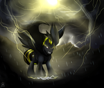 Summon the Storm by PaintedWave