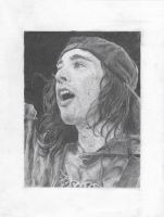 Vic Fuentes (Pierce The Veil) by anaumova