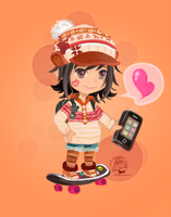 Line Play Request : by TaffyDesu