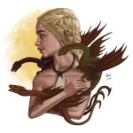 The Kahleesi ~ Daenerys from Game of Thrones by jadamfox