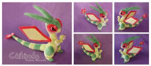 Flygon Custom plush