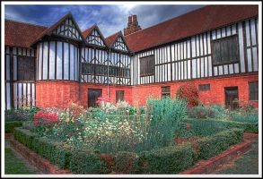 Old Hall, Gainsborough... by TheBaldingOne