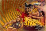 Grindhouse shorts Commission by WacomZombie