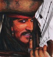 jack sparrow by smileysmell