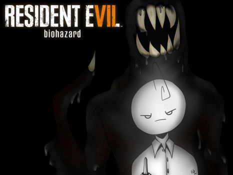 Cry Plays: Resident Evil 7 by Z-Pan