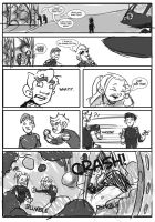 evo contest comic round 3.6 by Prydester