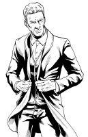 12th Doctor Peter Capaldi by BrianAtkins