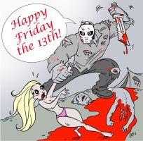Friday the 13th. by scootah91