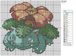 3 - Venusaur by Makibird-Stitching