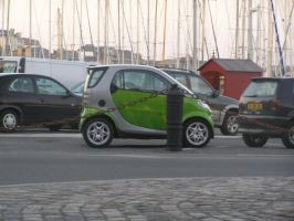 Tiny Cars of France by Samich