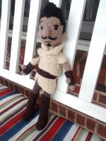 Dorian Amigurumi (Dragon Age Inquisition) by LVeg