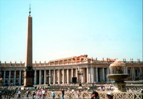 Vatican by brokenelement