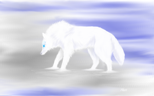White Spirit by TheSodaSmuggler