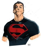 Mike Turner's Superboy by train56