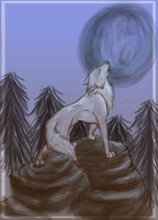 Wolf Concept by Iva-Inkling