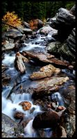 The Sound of Water by wyorev