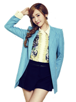 Jessica Snsd Png by ryeddh20