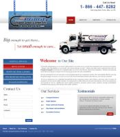 Website for Sewer and Drain by Areeb89